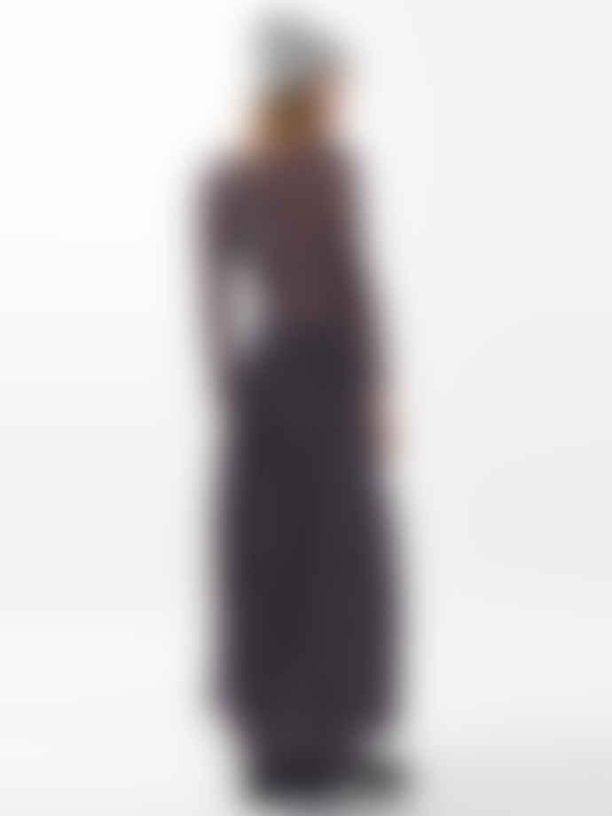 Ganni Tilden Mesh Maxi Dress