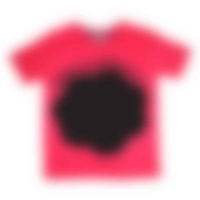 Little Mashers Chalkboard T-Shirt Today I Am Going To Be Design Red