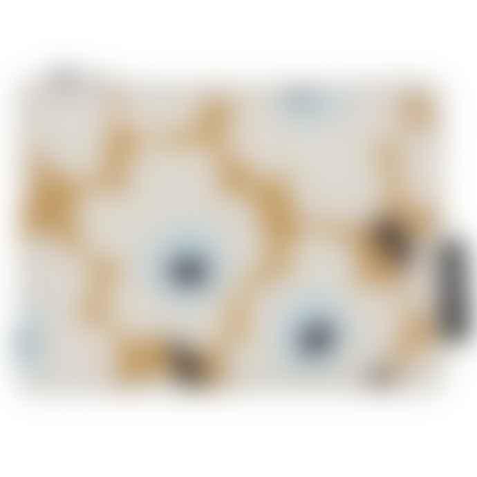 Marimekko  Flower Print Cosmetic Pouch