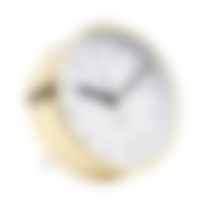 Karlsson Minimalist Table Alarm Clock