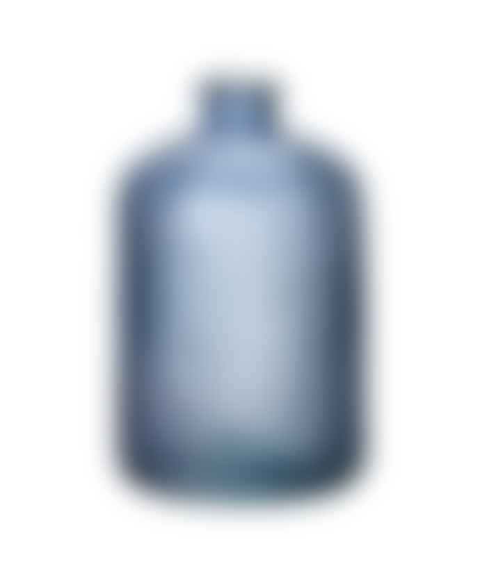 Parlane Medium Recycled Glass Bottle Vase
