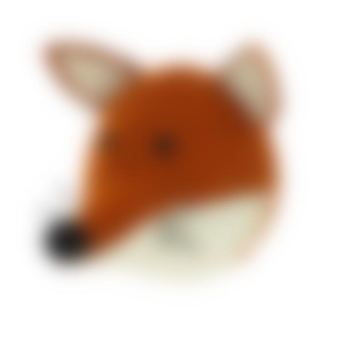 Fiona Walker England Mini Decorative Animal Head Fox