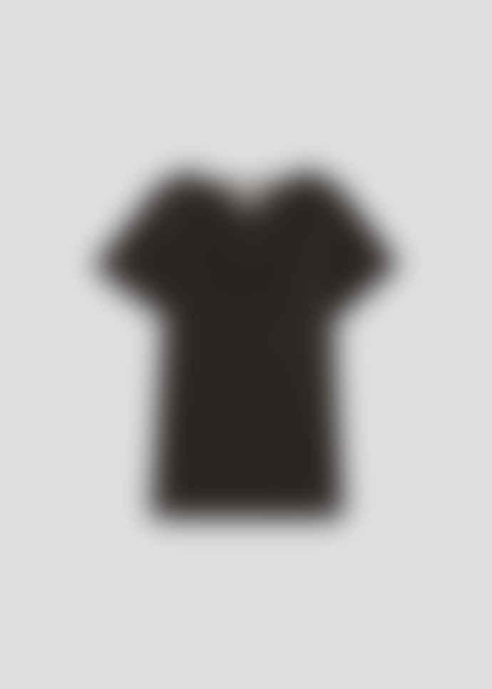 MARIE SIXTINE Moss Betty V-Neck T-Shirt