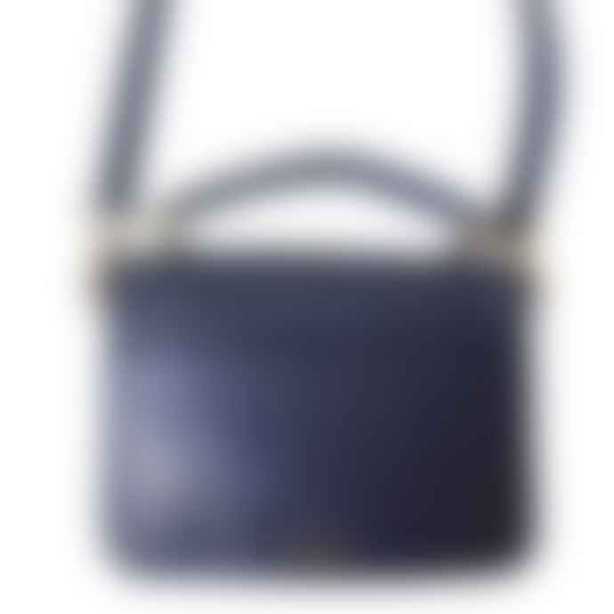 Rebecca Minkoff Navy Blue Mini Darren Messenger