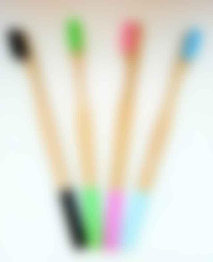 Zero Waste Club  Bamboo Toothbrush