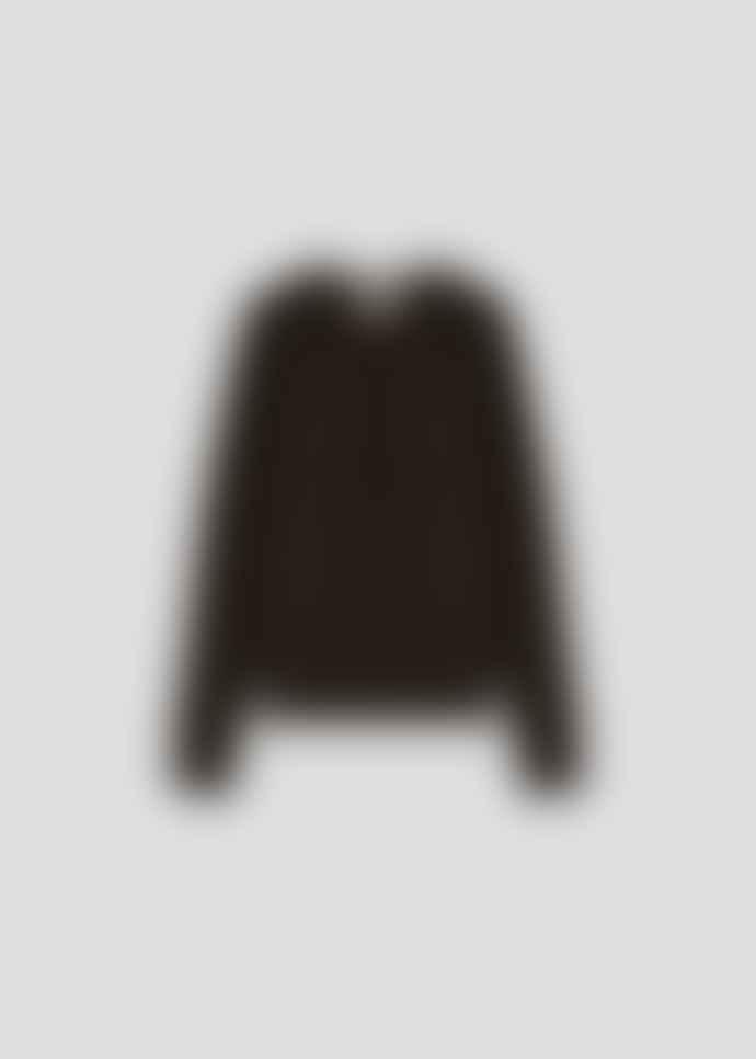 MARIE SIXTINE Moss Felix Long Sleeved Sweater