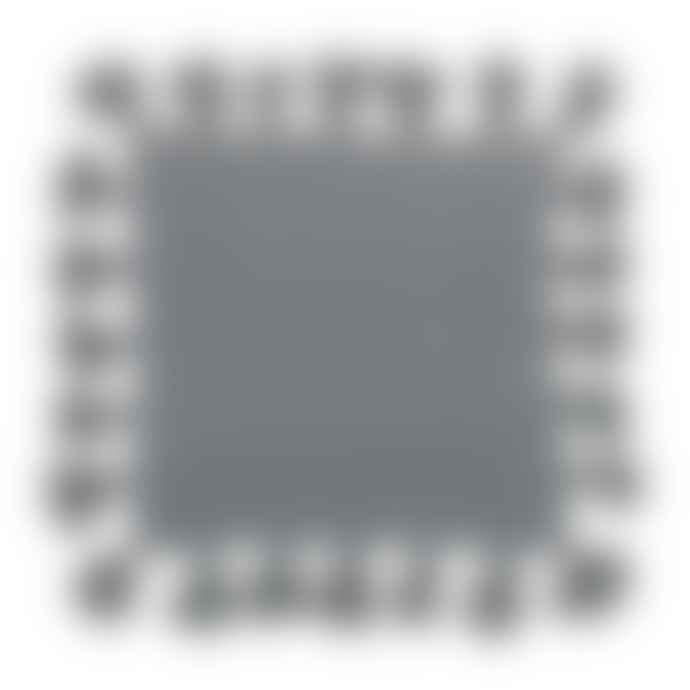 Bloomingville Grey Cotton Cushion