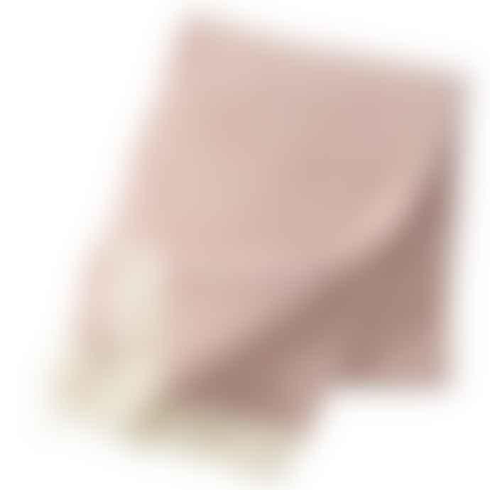 Klippan Stella Nude Lambswool Blanket