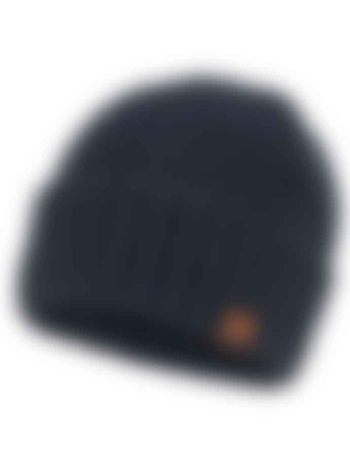 Only & Sons Navy Cenz Knit Beanie