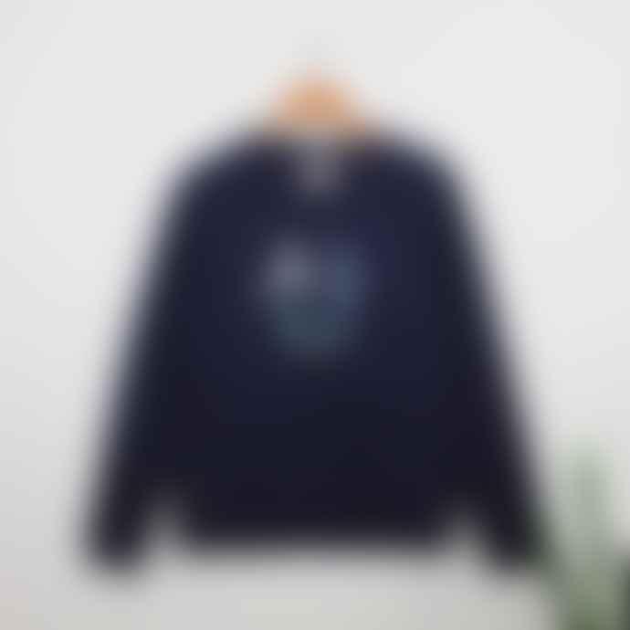 IDIOMA Deep Ocean San Jayu Sweatshirt