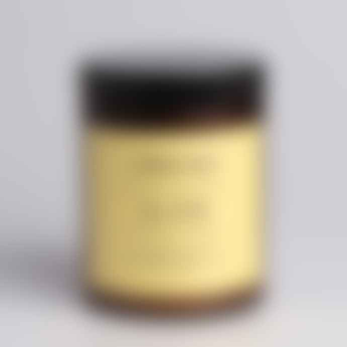 Nathalie Bond Organics 180ml Glow Lemongrass Essential Oil Candle