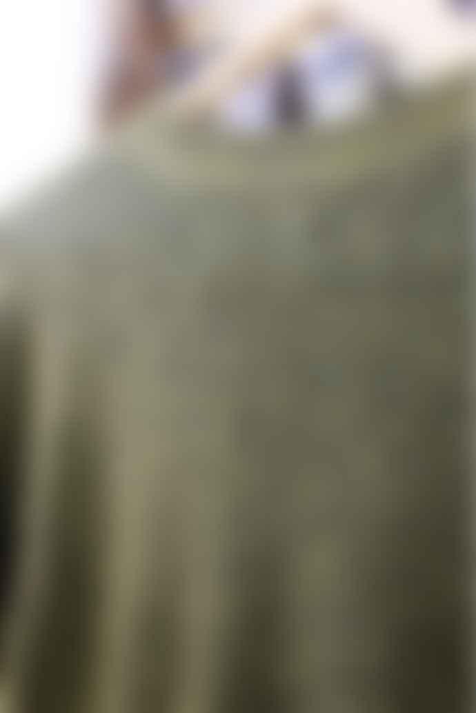 Humanoid Kole Moss Long Sleeve Knit