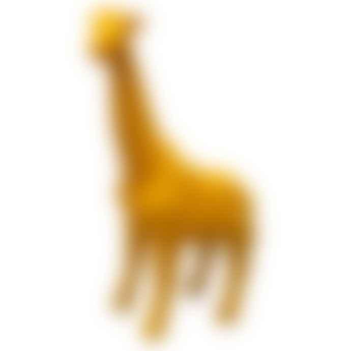 House of disaster Yellow Giraffe Lamp