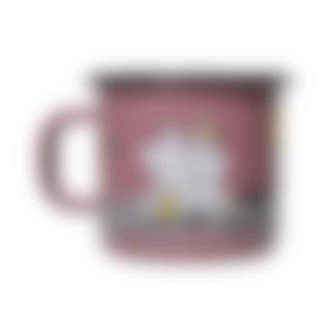 Muurla Moomin Together Forever Enamel Mug