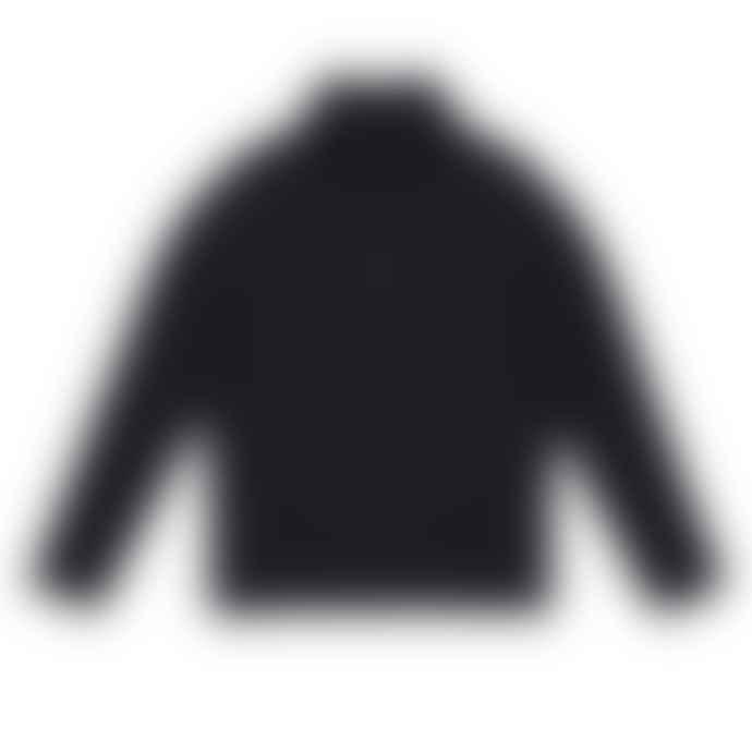 Archie Foal Mens Navy Loke Sweater