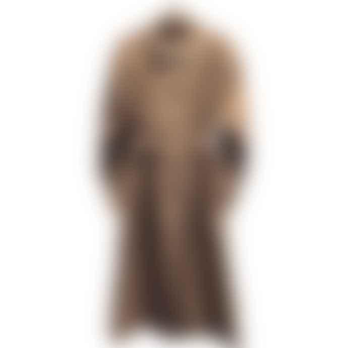 Markus Lupfer Cameron Embellished Twill Coat