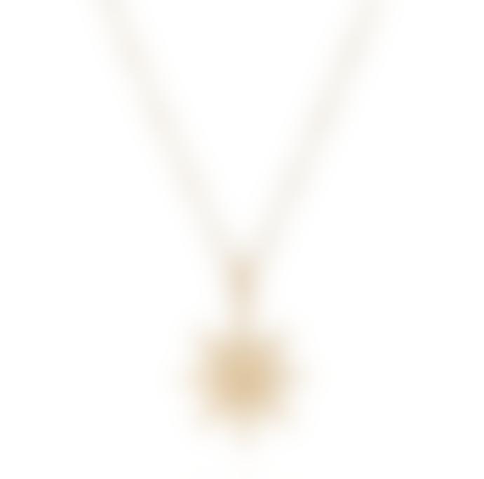 Rachel Jackson Gold Rock Star Necklace
