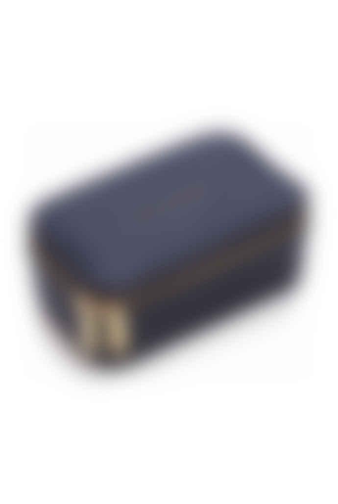 Estella Bartlett  Mini Navy Jewellery Box