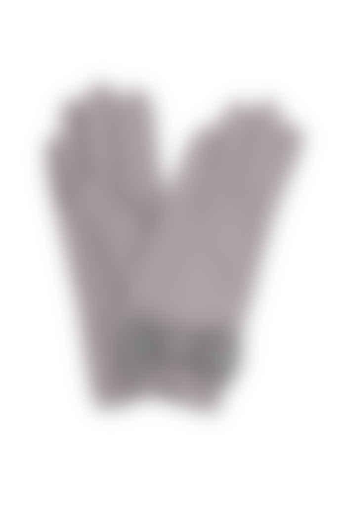 Lilac Rose Grey Violet Gloves