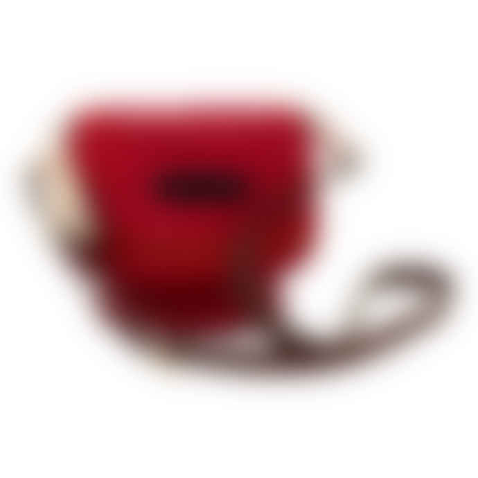 AAKS Baw Pot Bag in Red