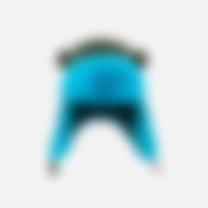 Little Hotdog Watson Khaki Turquoise Artic Cub Hat