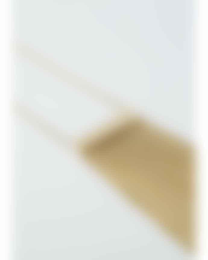 Tutti & Co Gold Contour Necklace