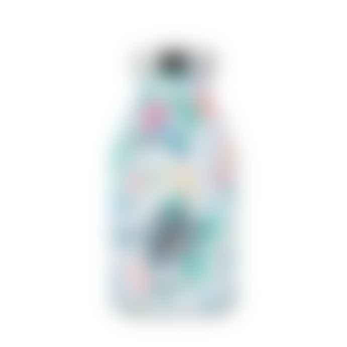 24Bottles 330ml Little Buds Print Clima Insulated Bottle