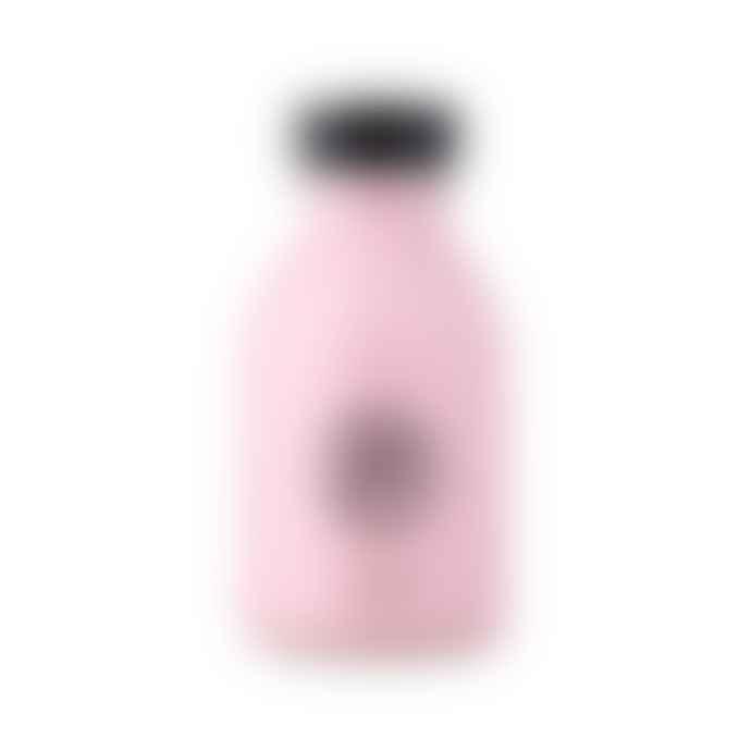 24Bottles Candy Pink 250ml Super Lightweight Urban Water Bottle