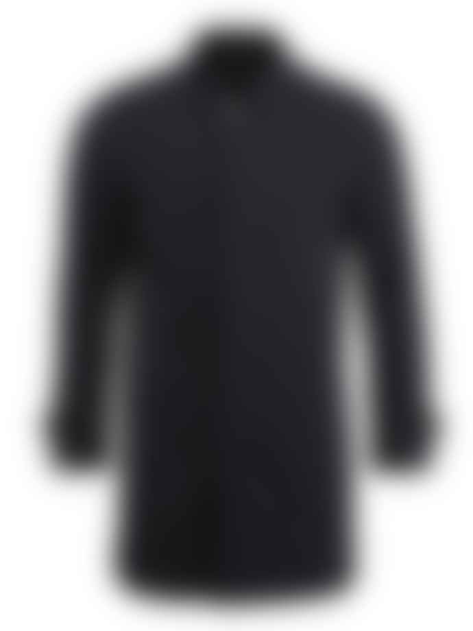 Ermenegildo Zegna  Navy Rain Coat