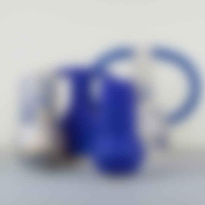 Sophie Alda Rocket Vase in Blue