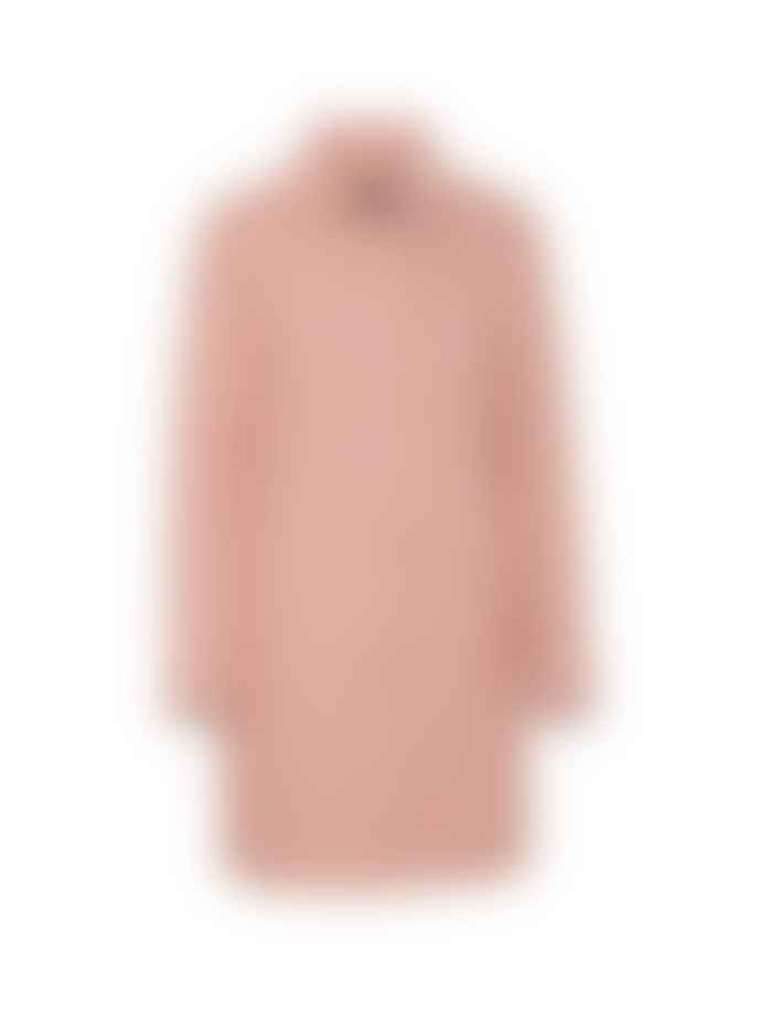 ICHI Misty Rose Pink Uniz Coat
