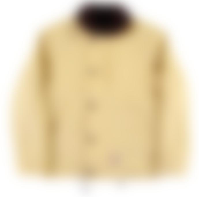 Eat Dust Cotton Moleskin With Wool Snow Deck Jacket