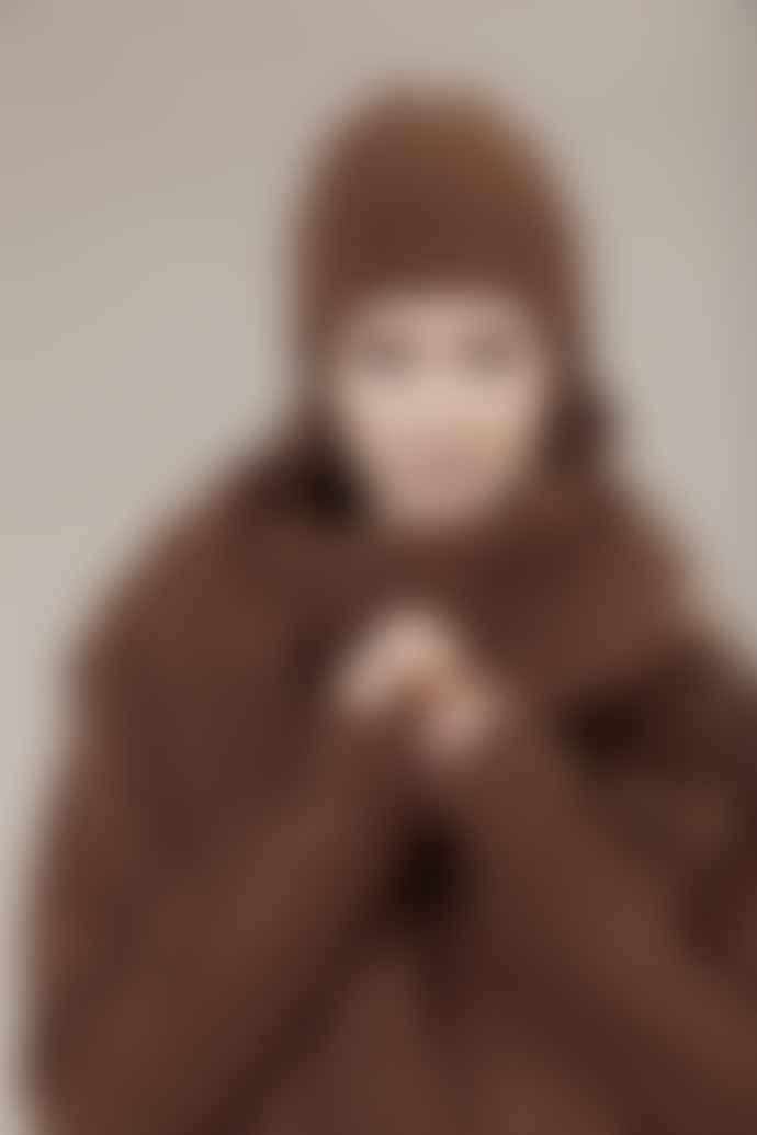 Anecdote Brown Aimee Beanie