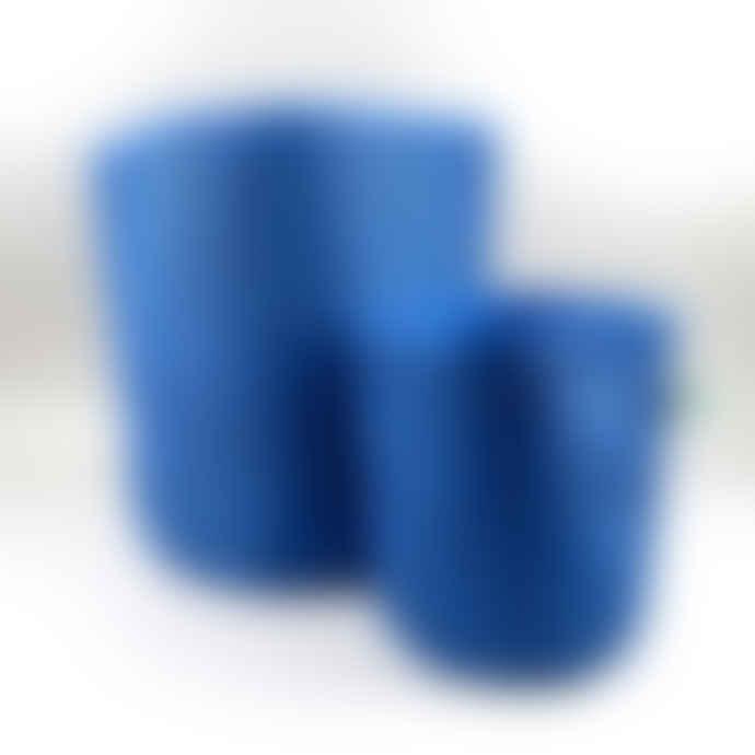 Ferm Living Small Blue Billy Basket