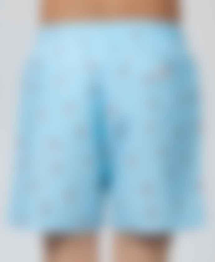 Boardies X Amh Yoga Mid Length Swim Shorts