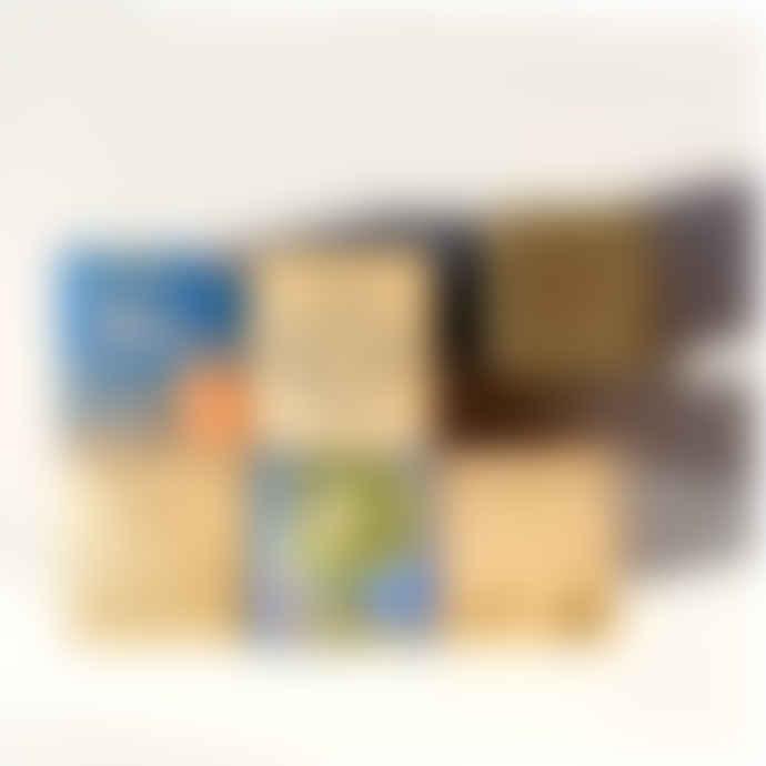 Marius Fabre Richly Illustrated Packaging Savon de Marseille 6 x 200g Soaps