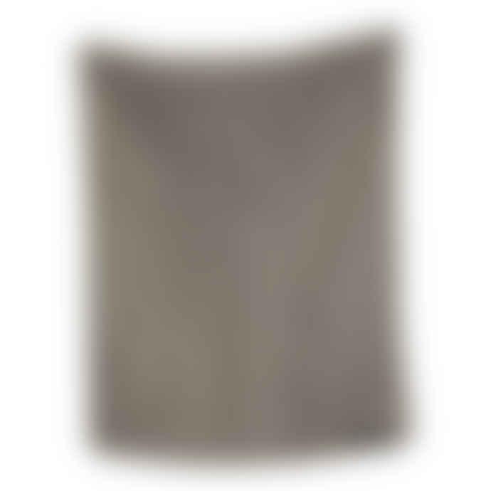 The Grey Works  Linen Tea Towel In Natural