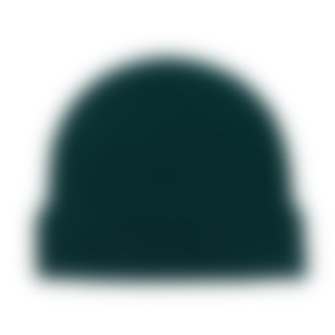 Jennifer Kent Forest Merino Wool Rib Hat
