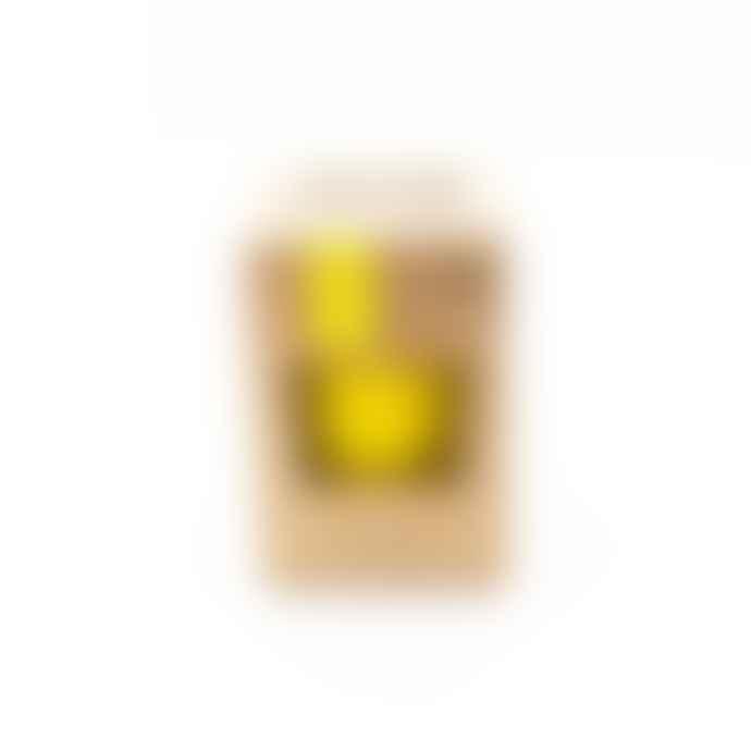 Uberstar Yellow Joco Glass Resuable Cup
