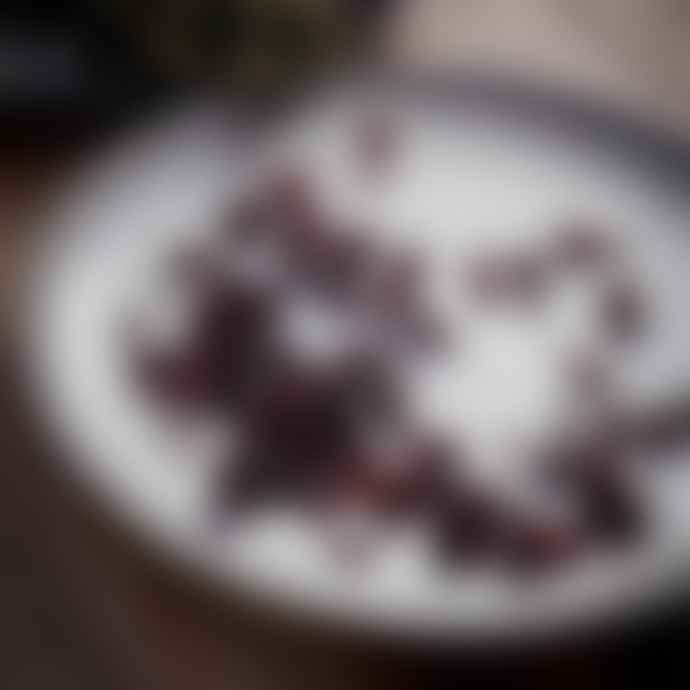 L'Objet White Alchimie Dinner Plate