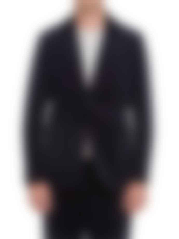 Oliver Spencer Caldwell Navy Brookes Jacket