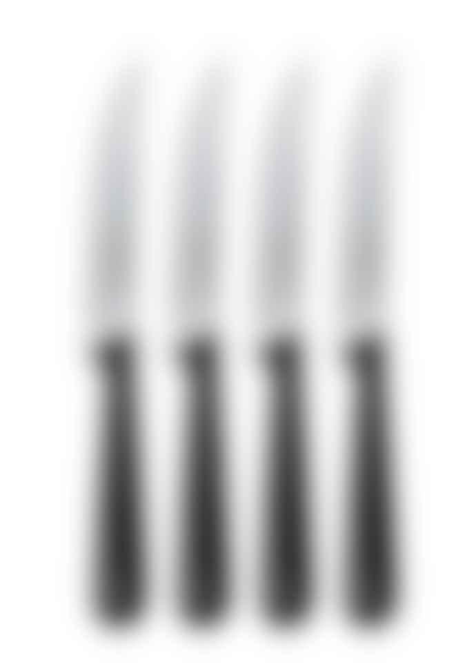 Robert Welch Set Of 4 Serrated Edged Steak Knives