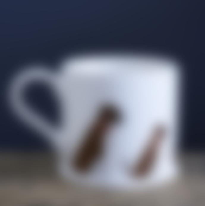 Sweet William Boxer Mug