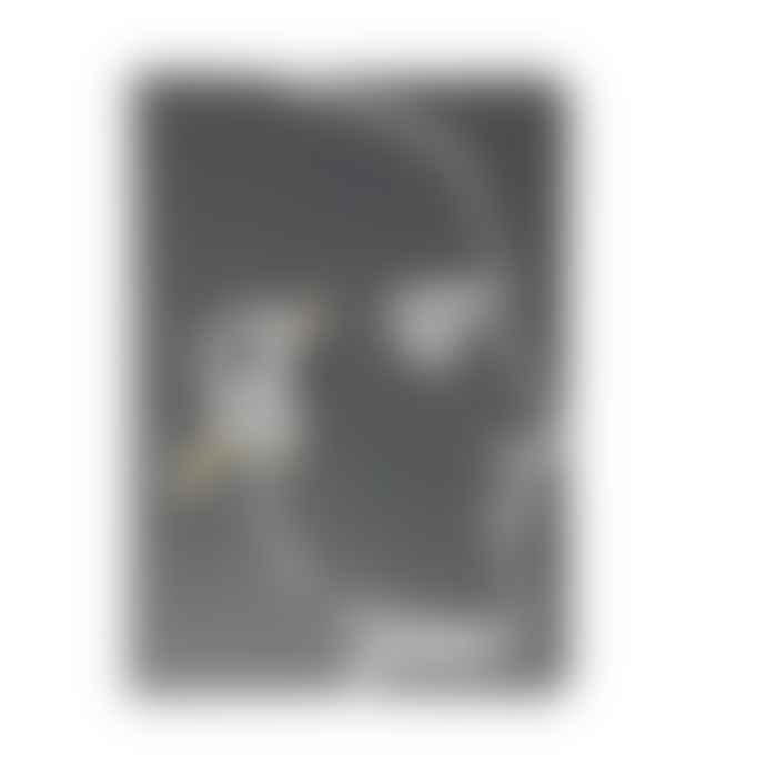 Ark Grey A5 Ear Journal With Pencil