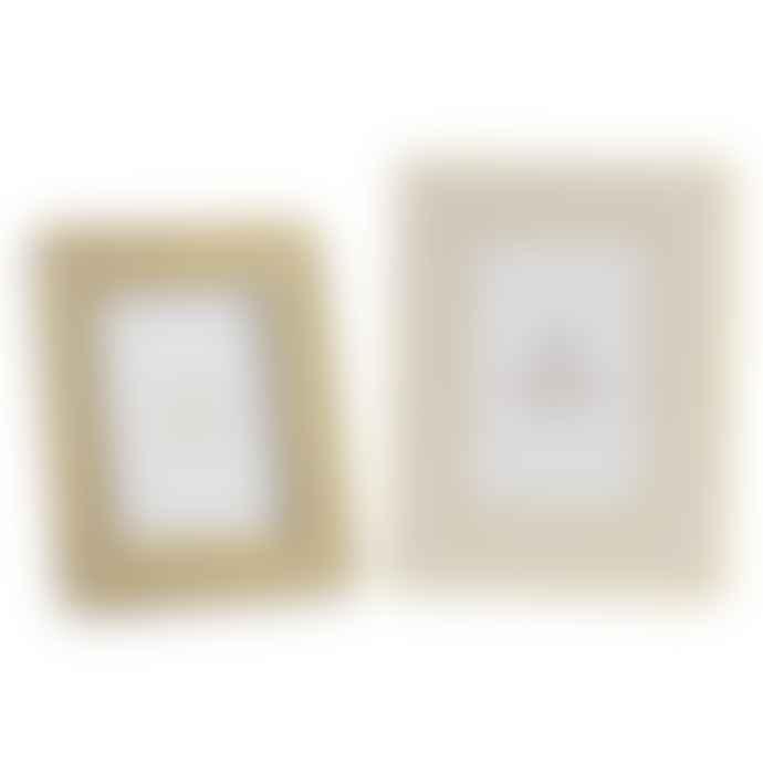 Jonathan Adler White Gold X Line Frame