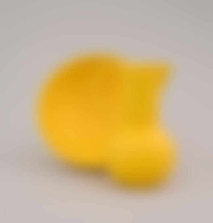 raawii Large Yellow Strom Jug