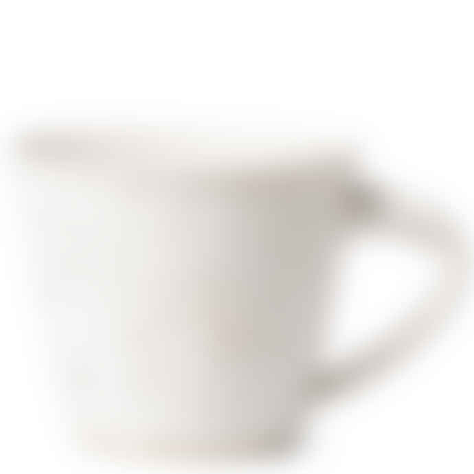 Erika Petersdotter White Matt Lava Espresso Cup
