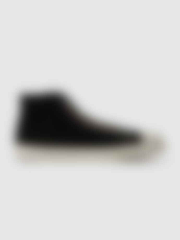 YMC Black Wingtip Shoes