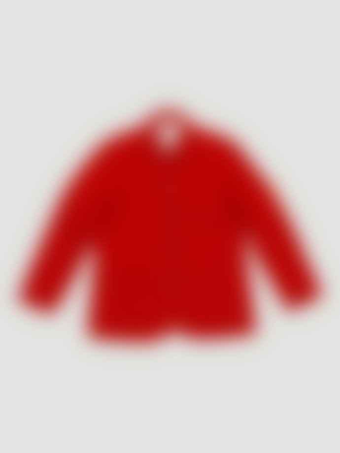 Universal Works Orange Norfolk Bakers Harris Tweed Jacket