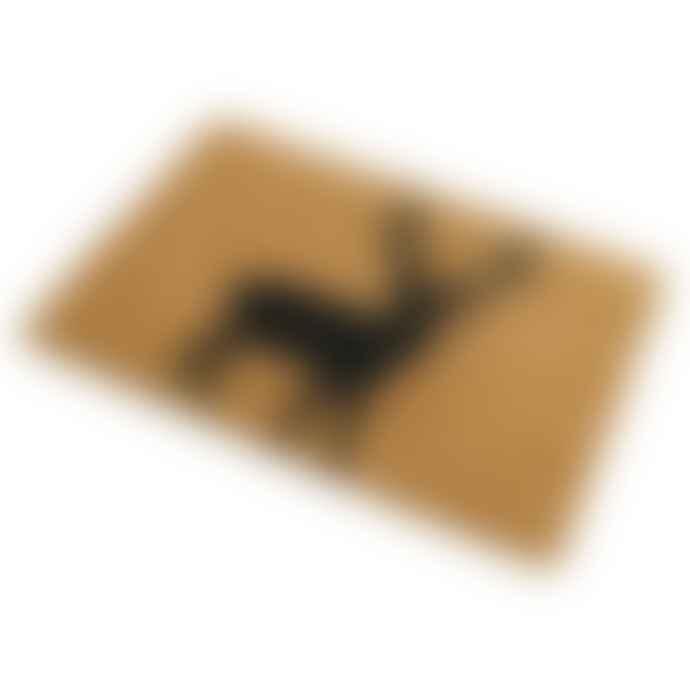 none Stag Doormat